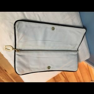 Betsey Johnson Bags - Betsy Johnson Zebra Handbag-Vintage